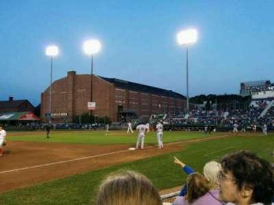Hadlock Field, section: 113, row: c, seat: 9