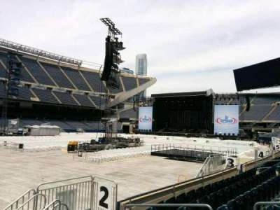 Soldier Field, section: 113, row: 6, seat: 11