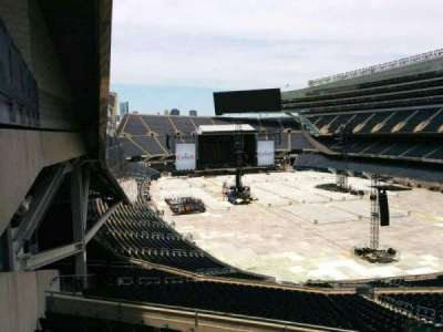 Soldier Field, section: 326, row: 9, seat: 1