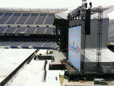 Soldier Field section 203