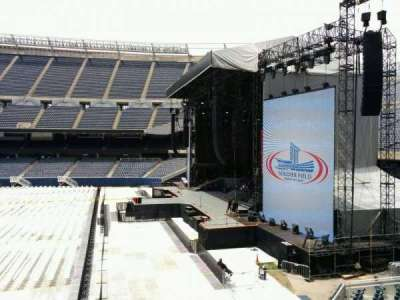 Soldier Field, section: 204, row: 2, seat: 4
