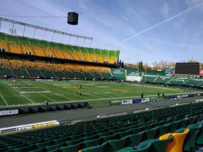 Commonwealth Stadium (Edmonton) section w