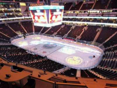 Rogers Place section 216