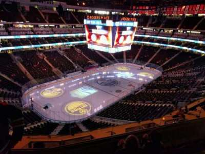 Rogers Place, section: 224, row: 4, seat: 9