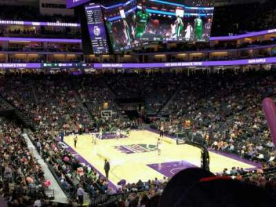 Golden 1 Center section 102