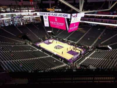 Golden 1 Center, section: 215, row: j, seat: 12