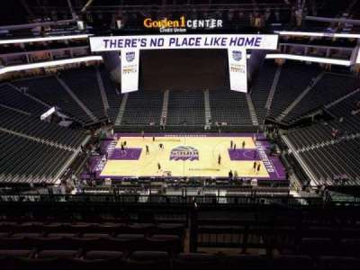 Golden 1 Center section 205