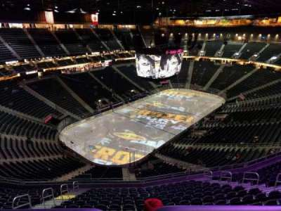 T-Mobile Arena, section: 218, row: wc
