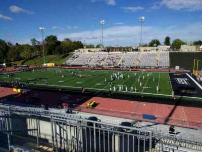 Johnny Unitas Stadium, section: 208, row: j, seat: 12
