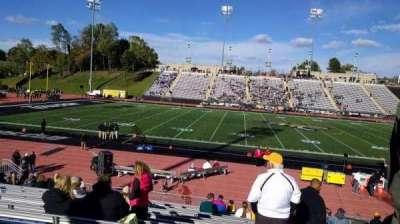 Johnny Unitas Stadium section 112