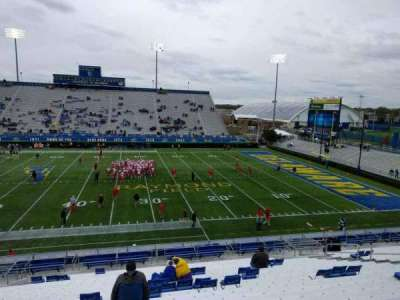 Delaware Stadium, section: j, row: y, seat: 20