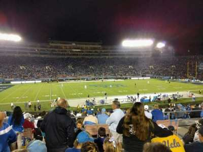 Rose Bowl, section: 3-H, row: 37, seat: 102