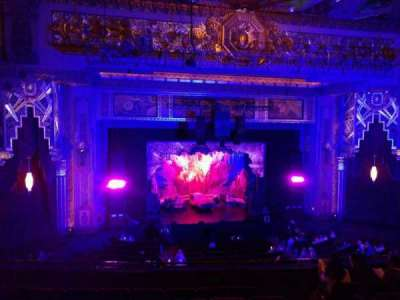 Pantages Theatre (Hollywood), section: Mezzanine LC, row: h, seat: 304