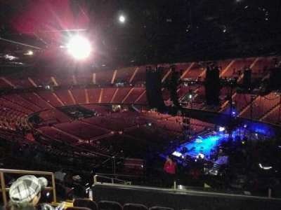The Forum, section: 214, row: 10, seat: 6