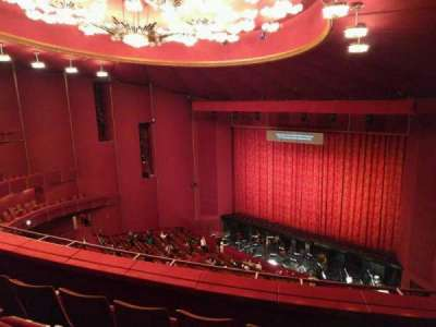 The Kennedy Center Opera House, section: 2nd tier, row: d, seat: 132