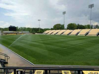 Fifth Third Bank Stadium, section: b2