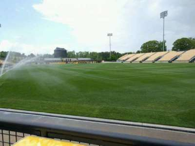 Fifth Third Bank Stadium, section: fb2