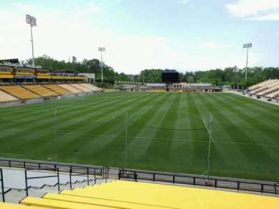 Fifth Third Bank Stadium, section: 117