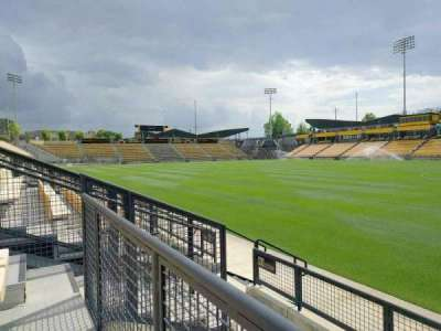 Fifth Third Bank Stadium, section: 130, row: d, seat: 7