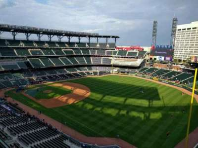 SunTrust Park, section: 412, row: 2, seat: 15