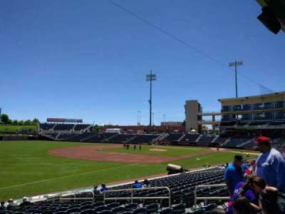 Isotopes Park section 119