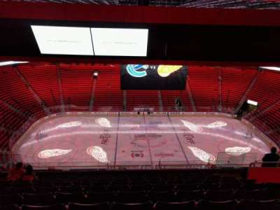 Little Caesars Arena, section: 227, row: 10, seat: 10