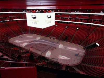 Little Caesars Arena, section: 223, row: 6, seat: 20