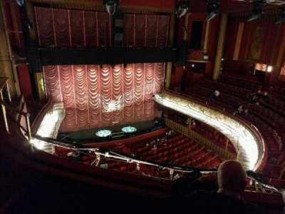 Folies Bergere, section: galerie, row: d, seat: 23