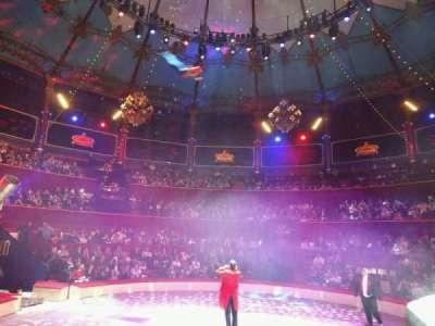 Cirque d'hiver section loge 16