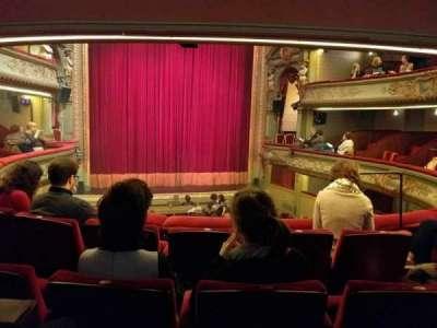 Théâtre Royal du Parc, section: 1er balcon, row: d, seat: 79