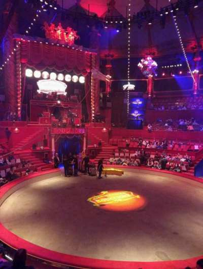 Cirque d'hiver section B