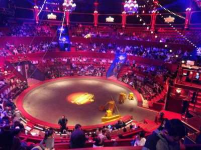 Cirque d'hiver, section: J, row: C, seat: 122