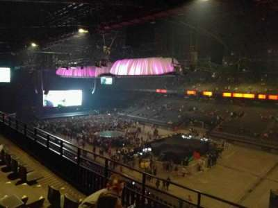 Sportpaleis, section: 240, row: 4, seat: 8