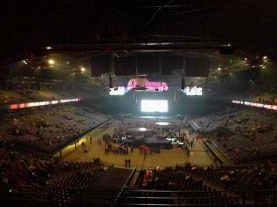 Sportpaleis, section: 230, row: 8, seat: 6