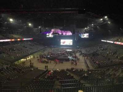 Sportpaleis, section: 229, row: 6, seat: 4