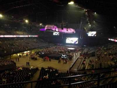Sportpaleis, section: 226, row: 3, seat: 4