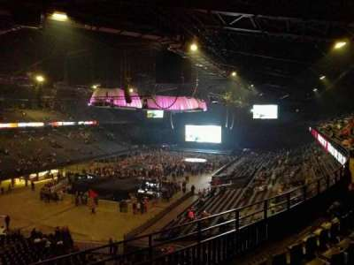 Sportpaleis, section: 224, row: 5, seat: 3