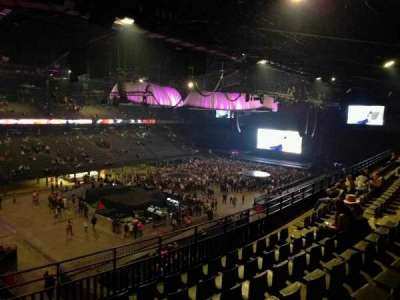 Sportpaleis, section: 223, row: 7, seat: 4
