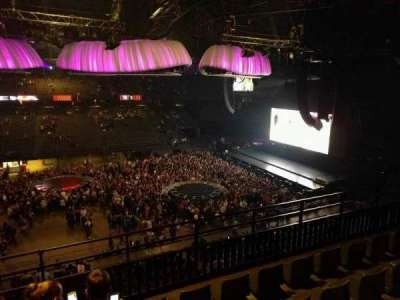 Sportpaleis, section: 215, row: 5, seat: 5