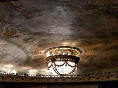 Théâtre Royal du Parc, section: Quatrième Balcon, row: a, seat: 15