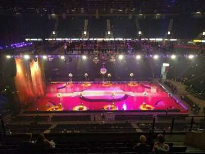 Manchester Arena, section: 203, row: j, seat: 13