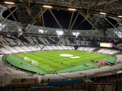 London Stadium, section: 202, row: 59, seat: 633