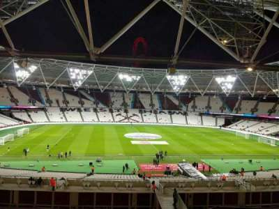 London Stadium, section: 206, row: 49, seat: 475