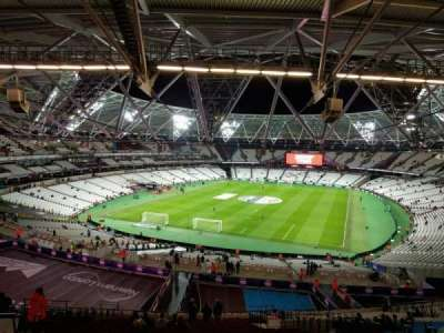 London Stadium, section: 225, row: 63, seat: 788