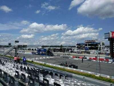 Pocono Raceway section 120