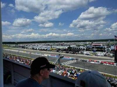 Pocono Raceway section 322
