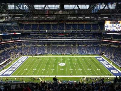 Lucas Oil Stadium section 613