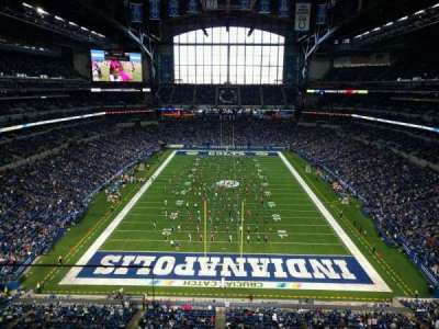 Lucas Oil Stadium section 526