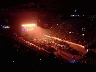 Scotiabank Saddledome, section: 215, row: 23, seat: 16