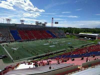 McMahon Stadium, section: x, row: 67, seat: 29
